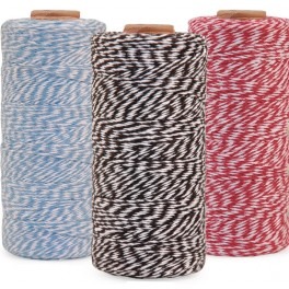 Bakers Twine - Striped x 200m