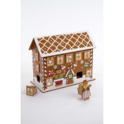 Advent Calendar - Gingerbread House
