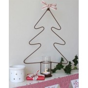 Christmas Tree Candle Holder