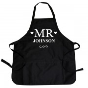 Personalised 'Mr' Apron
