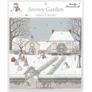 Advent Calendar - Snowy Garden