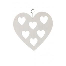 Scarf Tidy in Heart Shape