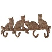 Metal Cat Tails Hook