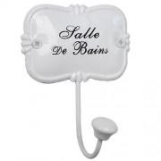 'Salle de Bains' Bathroom Hook