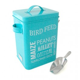 Bird Feed Tin