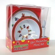 Children's Monster Melamine Set