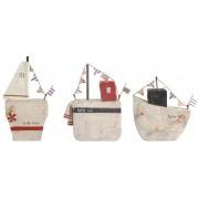 Driftwood Sailing Boats