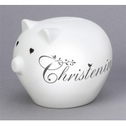 China Christening Piggy Bank