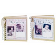 Baby Notes and Photograph Book