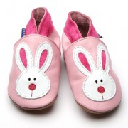 Baby Shoes, Girl, Bunny