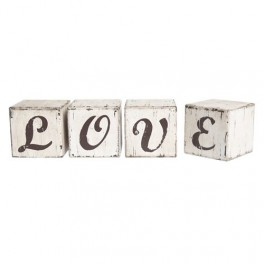 'Love' Building Blocks