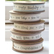 Rolls of Ribbon, Message