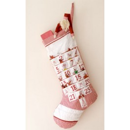 Advent Calendar Stocking