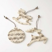 Decorative Music Hangers