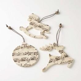 Decorative Music Hangers