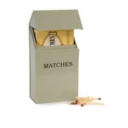 Enamel Match Box