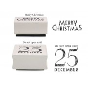 Christmas Theme Ink Stamps