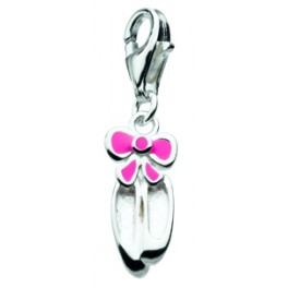 Clip On Charm, Ballet Shoes