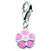 Clip On Charm, Flower