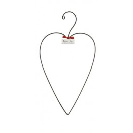 Zinc Heart - Large