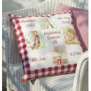 Beatrix Potter Memory Cushion