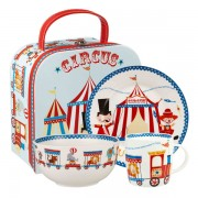 Circus 3 piece breakfast set