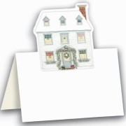 Place Cards x 8 House Design