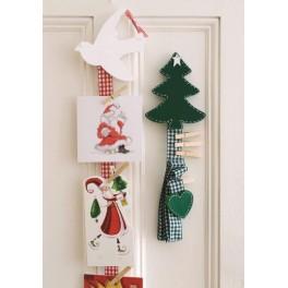 Hanging Card Holder