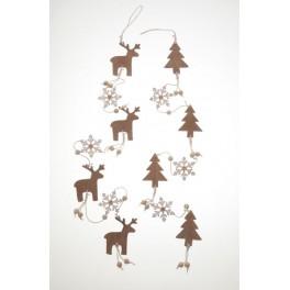 Woodland Garland Tree or Deer