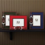 Bridle Photo Frame