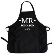 Personalised 'Mr' Apron