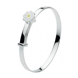 Daisy Flower Expanding Bracelet