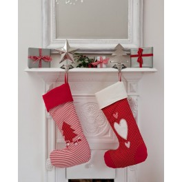 Stocking Hanger - weighted