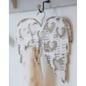 Scarf Tidy in Angel Wings Shape
