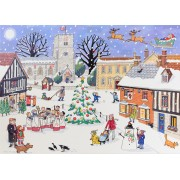 Advent Calendar - Christmas in the village