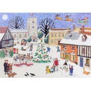 Advent Calendar - Christmas in the village