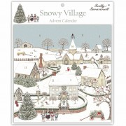 Advent Calendar - Snowy Village