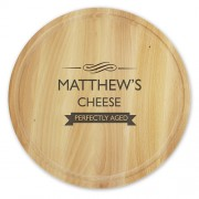 Perfectly Aged Cheese Board - Personalised