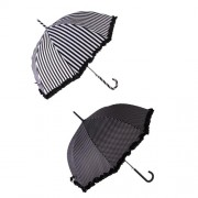 Black & White Automatic Umbrella