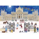 Advent Calendar Card - Christmas at the Palace