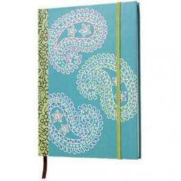 Blue Paisley Journal/sketchbook
