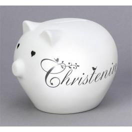 China Christening Piggy Bank
