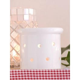 French Cheese Cup Tealight Holder