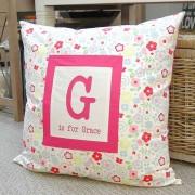 Giant Flower Floor Cushion