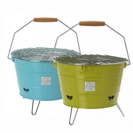 Portable Round Barbeques